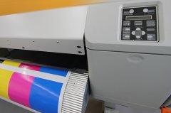 Maschinenpark - Digitaldrucker