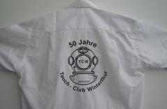 Logo im Transferdruck